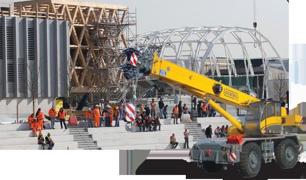 Terrain Crane Hs Code : Company of hydraulic cranes locatelli crane