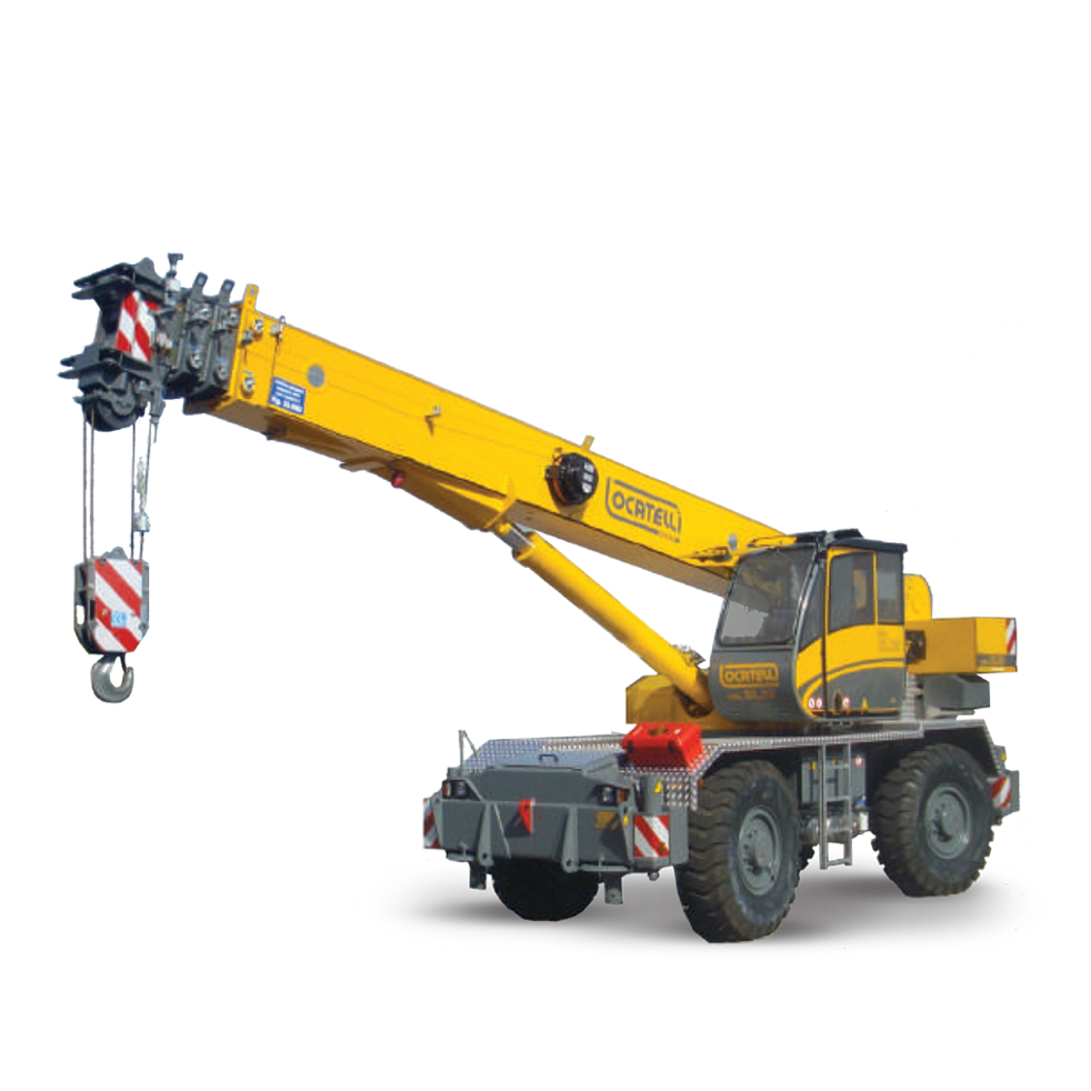 Mobile Crane Kje : Cranes business consulting locatelli crane